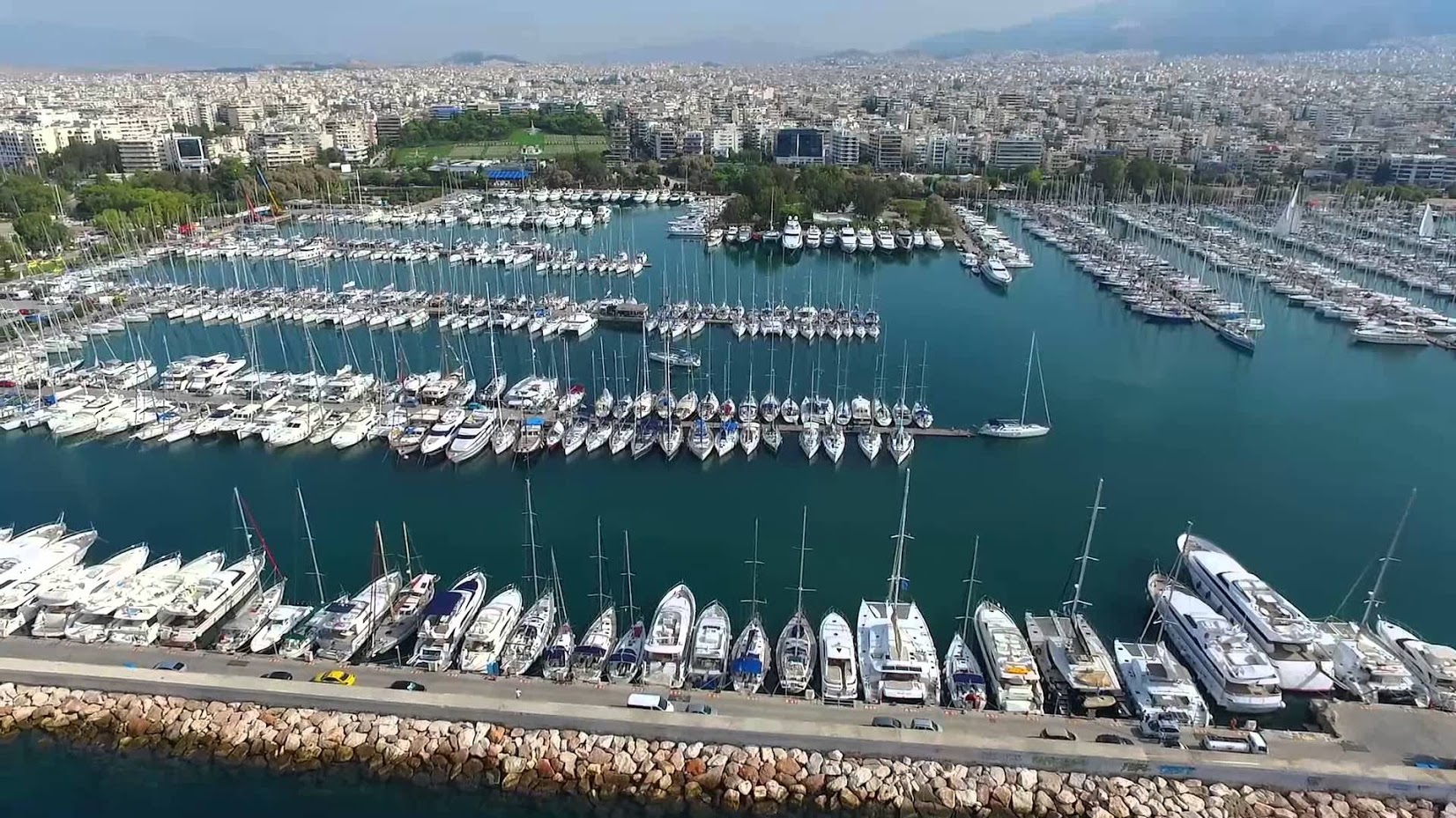 Rent a boat in Athens Greece
