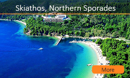 Nothern Sporades Sailing Routes