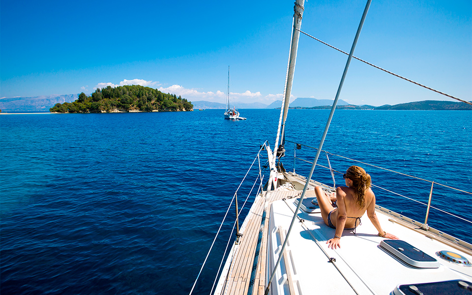 Last Minute Sailing Holidays Greece