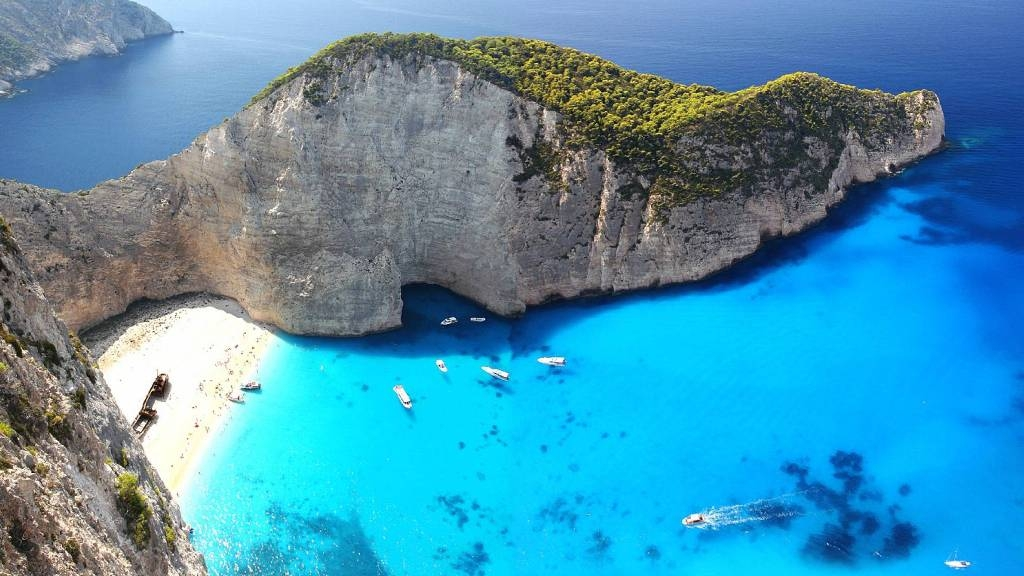 Sailing Holiday in Greece, the Ionian Islands