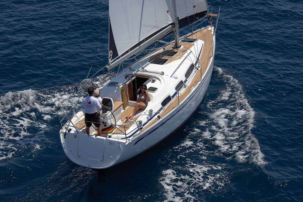 Choosing a Bareboat Charter Greece Holiday