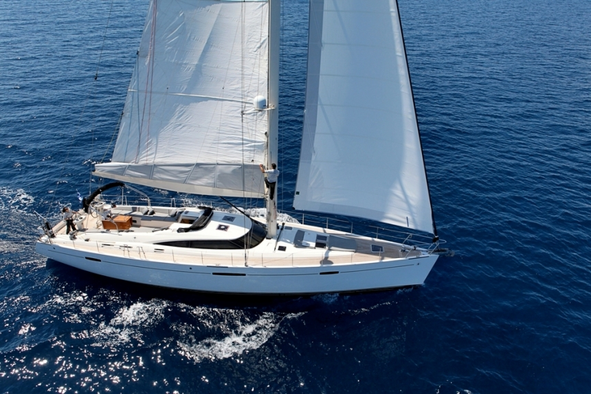 Skippered Sailing Holidays Greece