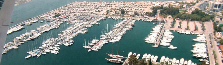 Yacht charter bases guide - the Greek islands