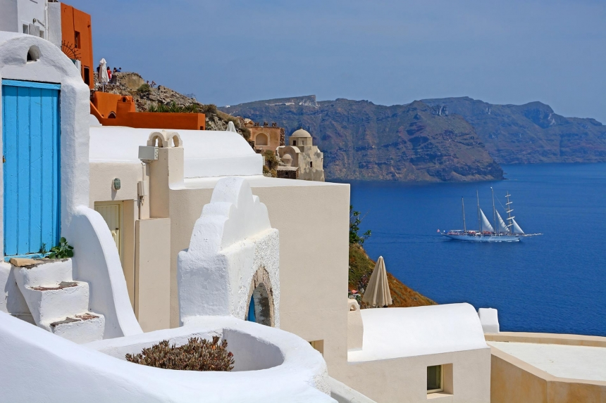 Sailing in Greece Holidays for Beginners
