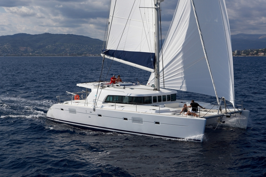 Catamaran Charter Greece Skippered