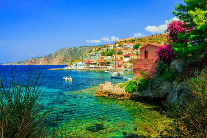 Discover beautiful Greek islands