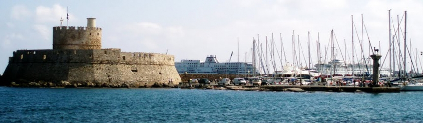What Makes Rhodes Such a Great Port to Start Your Sailing Trip?